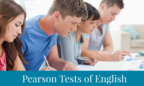 Pearson Tests of English
